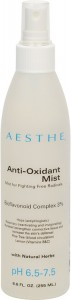 Anti-Oxidant Mist